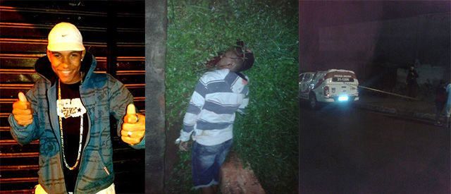 Jovem morre e outro fica ferido após serem baleados em Palmeira dos Índios